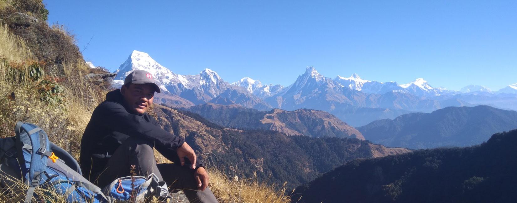 Kanchenjunga Region Trek