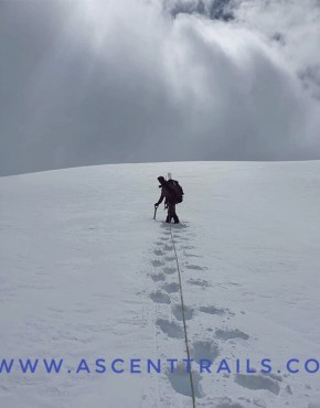 Putha Hiunchuli Climbing