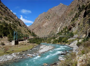 Lower Dolpo Treak