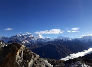 Naya Khang Peak Climbing