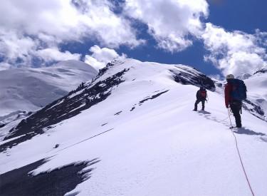 Pokar Khang Peak Climbing